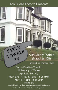 Fawlty Towers Poster Final