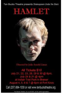 Hamlet - 2011 Poster